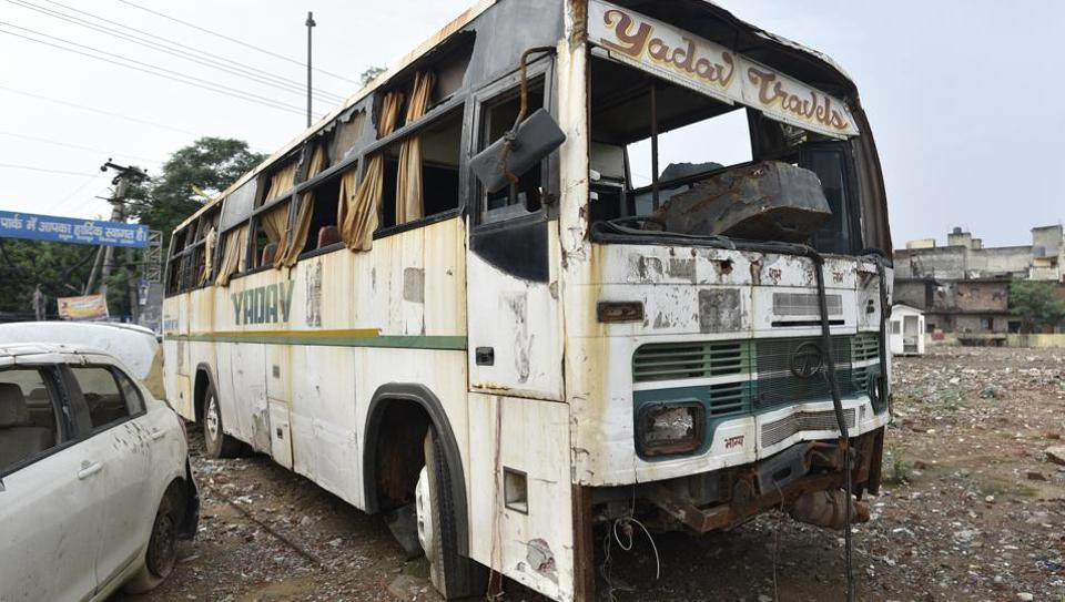 December 16 gangrape,Dec 16 gangrape bus,Abandoned crime scenes
