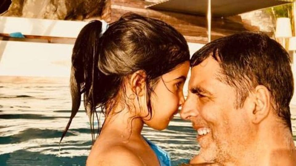 Akshay Kumar,Akshay Kumar daughter,Akshay Kumar daughter birthday