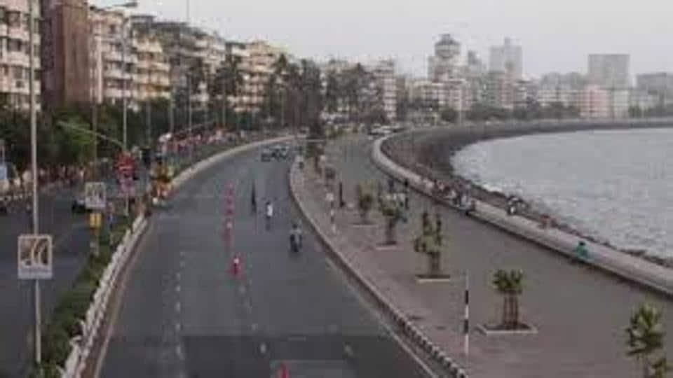 Mumbai,Mumbai Police,Marine Drive