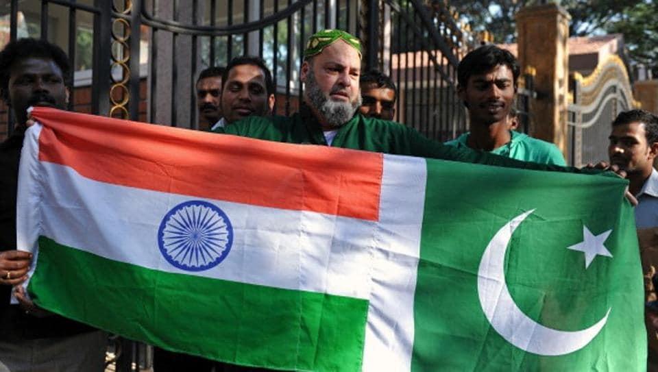 India,Pakistan,India-Pakistan rivalry