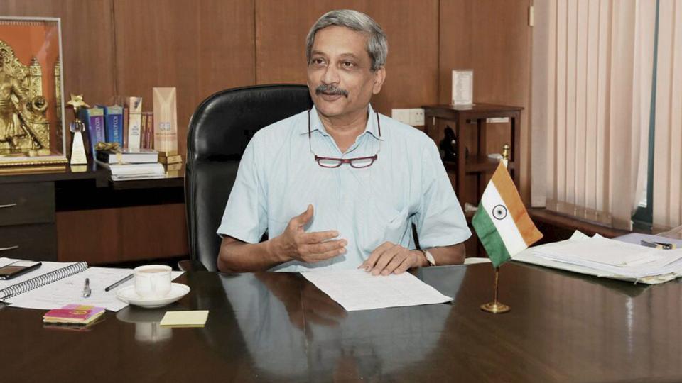 Manohar Parrikar,Goa CM,Goa chief minister
