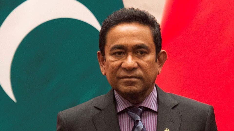 Abdulla Yameen,Yameen's rule,Maldives election