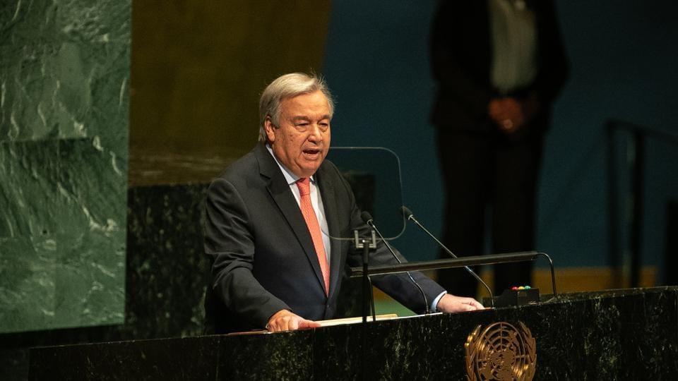 UN chief,Antonio Guterres,UN general assembly