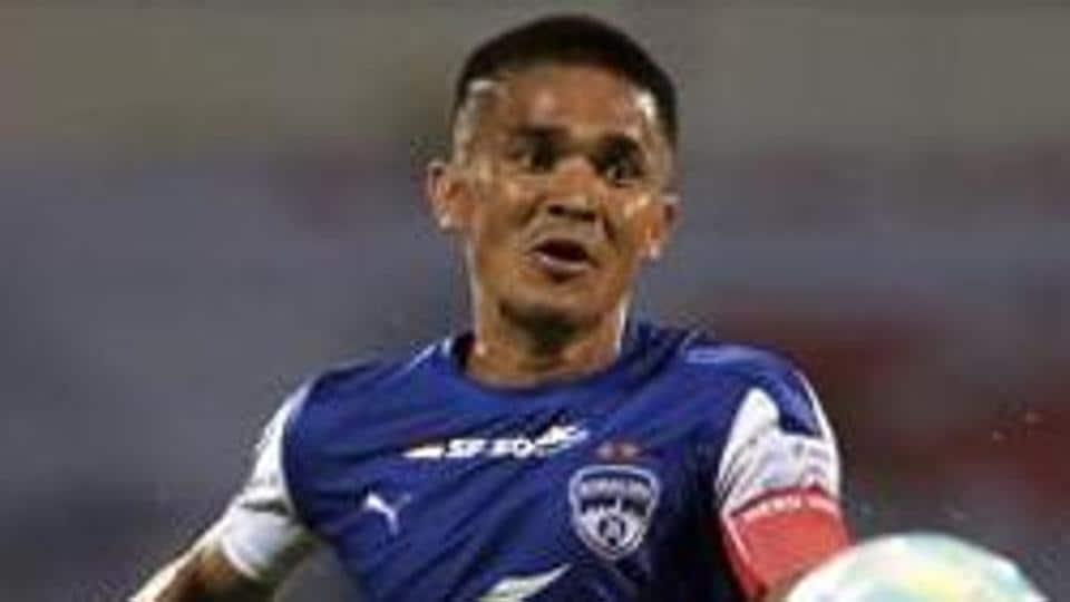 Sunil Chhetri,Dimas Delgado,Indian Super League