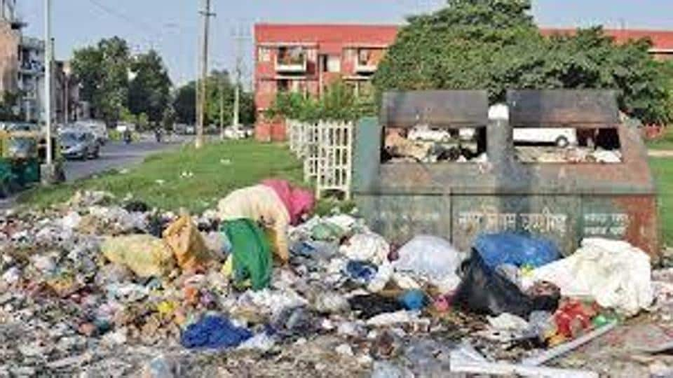 Chandigarh,Chandigarh MC,waste collection