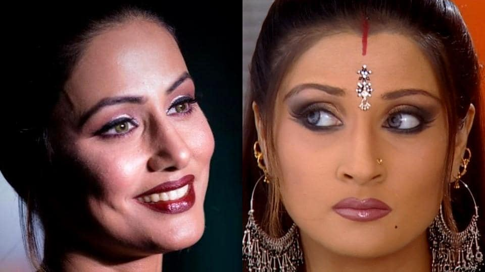 Kasautii Zindagii Kay,Hina Khan,Urvashi Dholakia