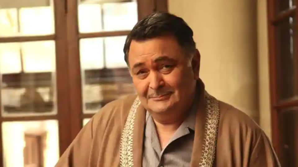 Netflix,Rajma Chawal,Rishi Kapoor