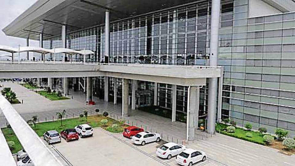 Chandigarh airport,High court,Chandigarh