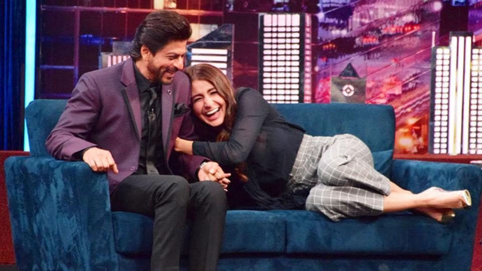 Anushka Sharma says she used to be 'too scared' to talk to Shah Rukh Khan |  Hindustan Times