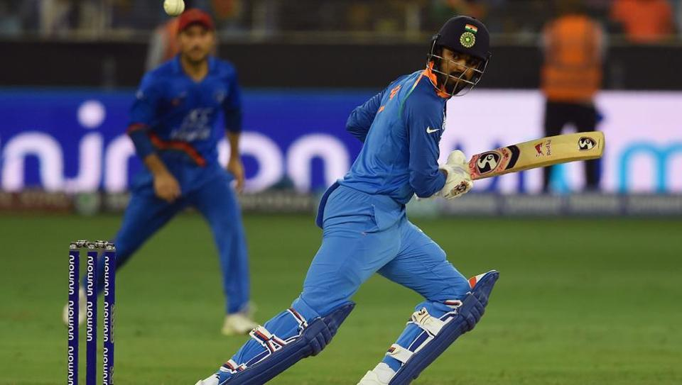 asia cup 2018,kl rahul,india vs afghanistan