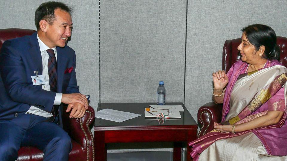 Sushma Swaraj,UN,UNGA