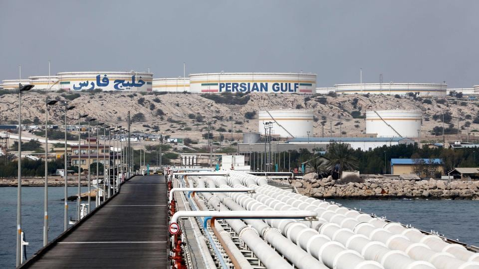 India Is Cutting Imports of Iranian Oil to Zero in November