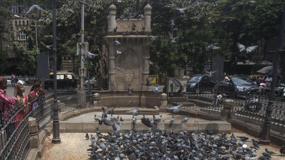 Mumbai,Heritage structures,Heritage fountain