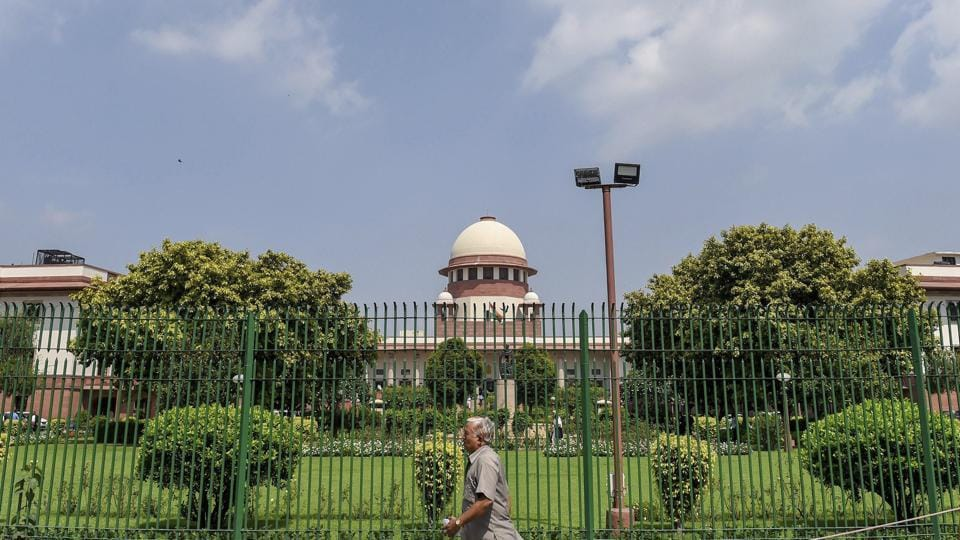 The Supreme Court on Wednesday declined to refer the 2006 judgment, which ended quotas in promotions for Scheduled Caste and Scheduled Tribes, to a larger bench but ruled that there was no need to provide quantifiable data to show the communities needed the affirmative action. (Atul Yadav / PTI)