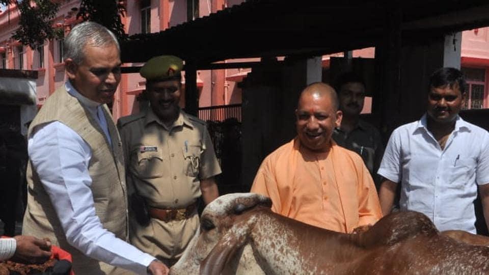 himachal pradesh governor,acharya dev vrat,yogi adityanath