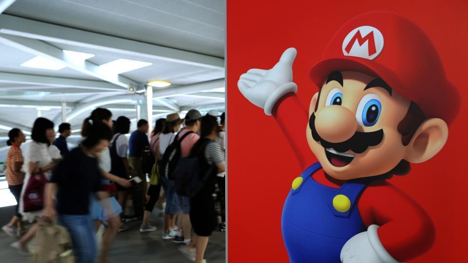 Dragalia Lost,Nintendo,Super Mario Run