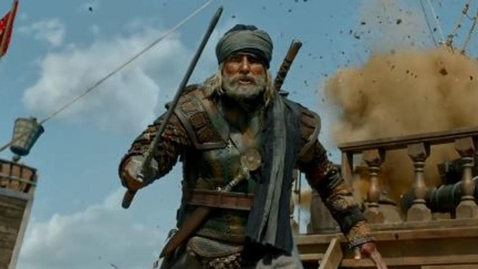 Thugs of Hindostan trailer sees Aamir Khan and Amitabh Bachchan on opposite sides of quest for independence.