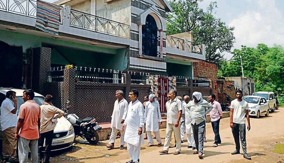 Pataudi,Gurugram,Murder
