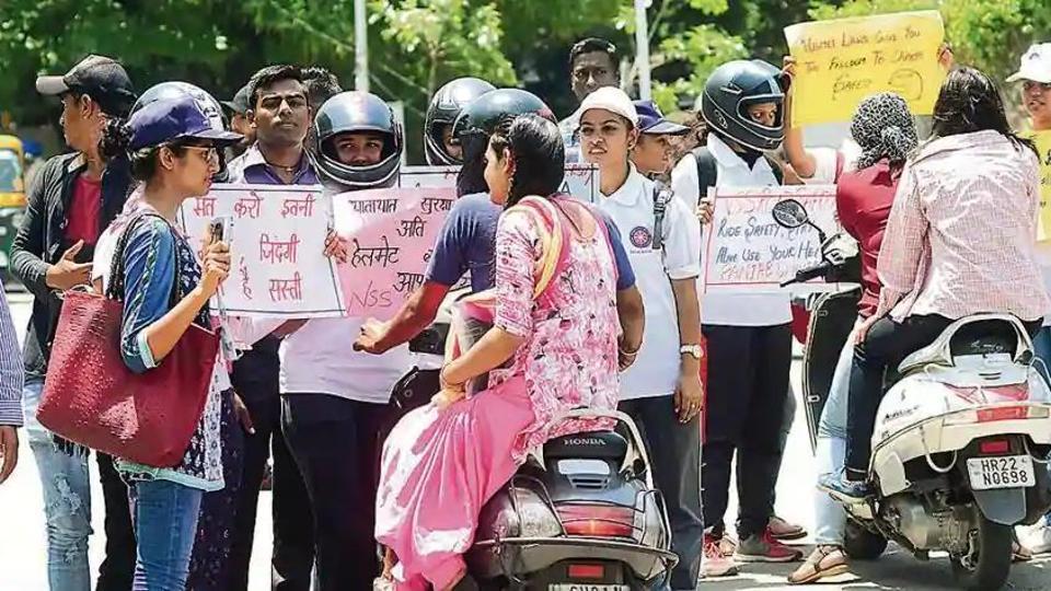 helmet for Sikh women,HC,Punjab