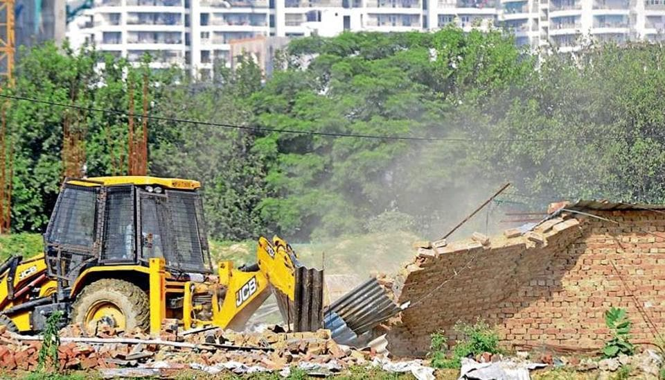 Noida,Greater Noida,illegal buildings
