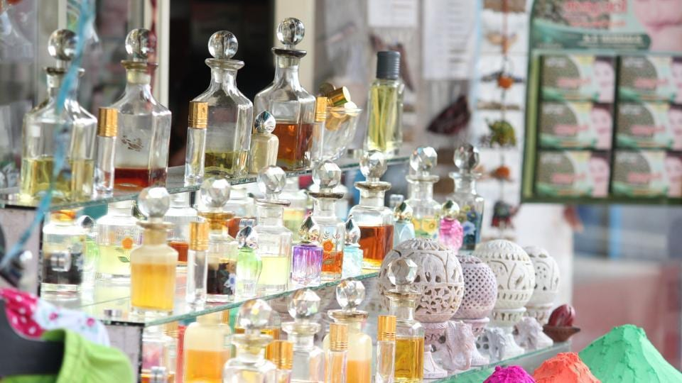 Scented products,Cancer,Health