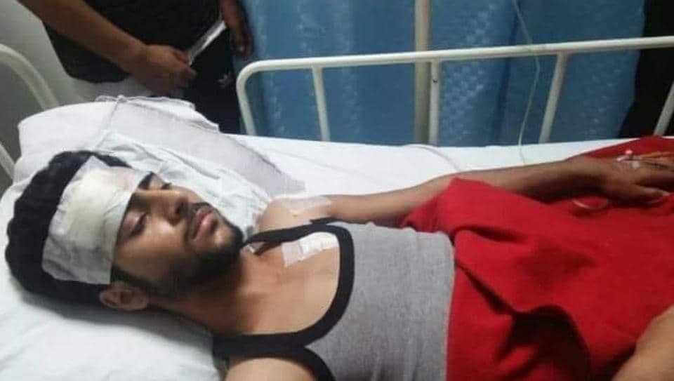 Masroor Ahmed is currently hospitalised.