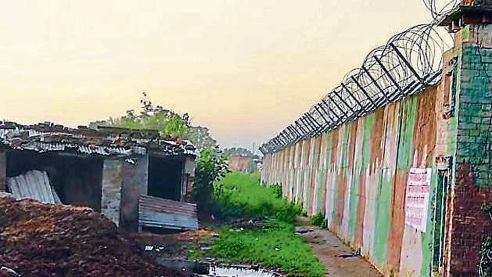 Chandigarh International airport,illegal construction,Chandigarh
