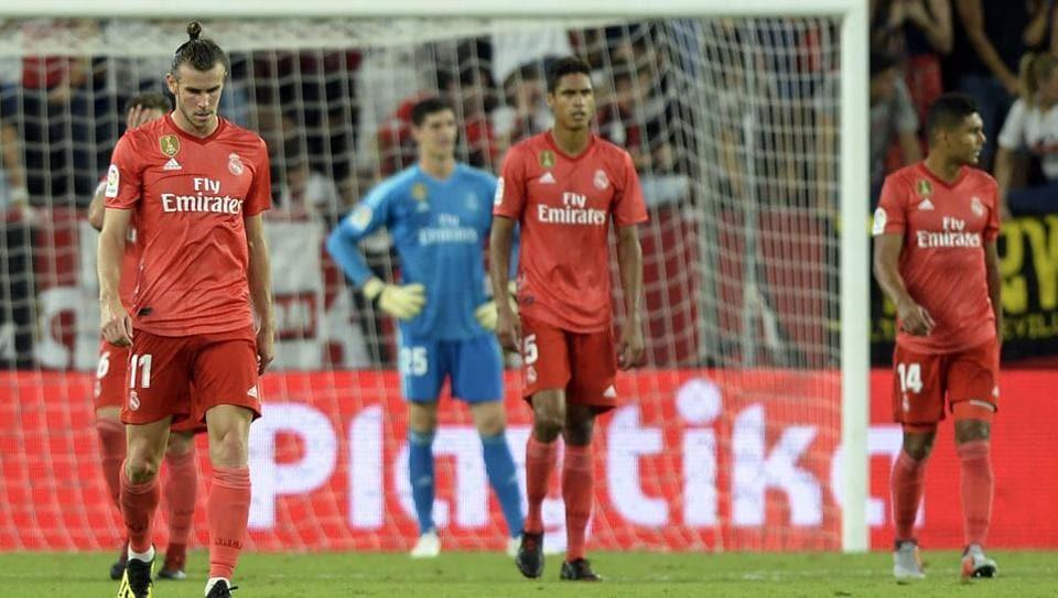 Real Madrid,Sevilla,Atletico Madrid