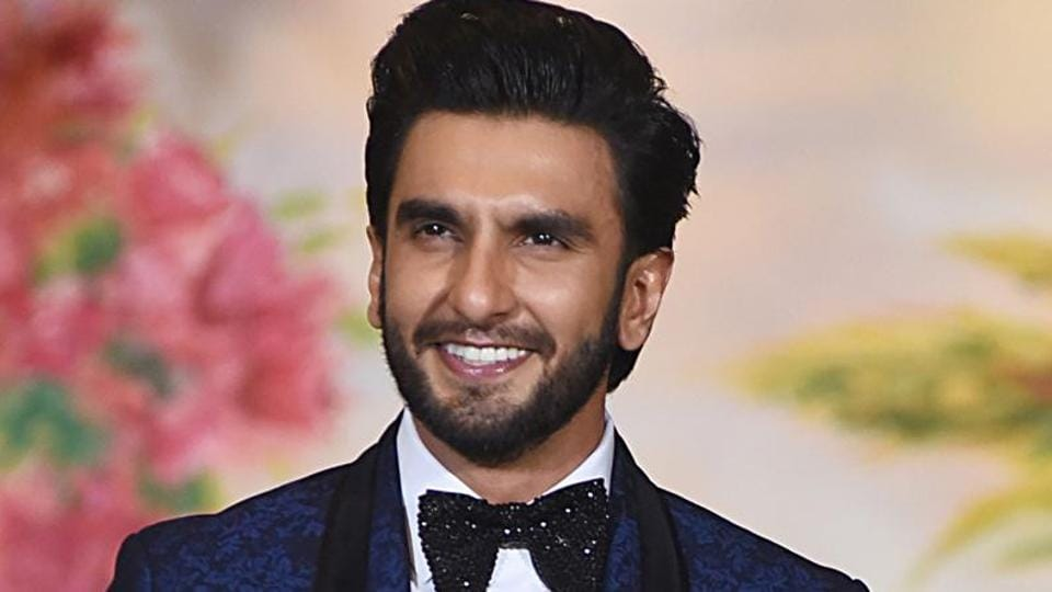 Ranveer Singh Actor Bollywoods Risk Taking Youth Icon Htls