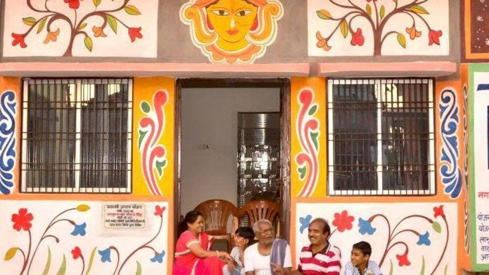jharkhand,jharkhand tribal art,sohrai art form