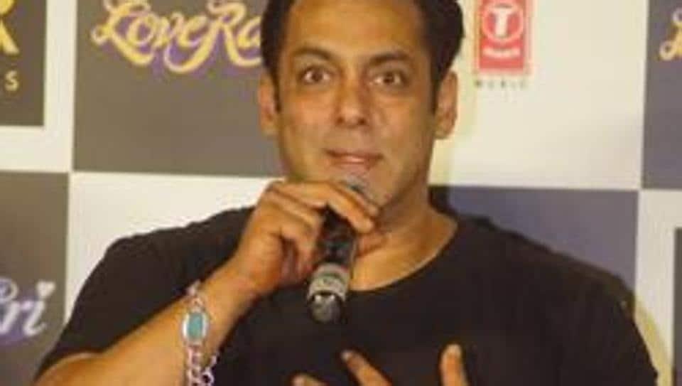 Salman Khan,Loveyatri,Bollywood