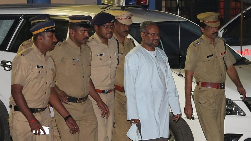 Kerala nun rape,nun rape case,Bishop Mulakkal