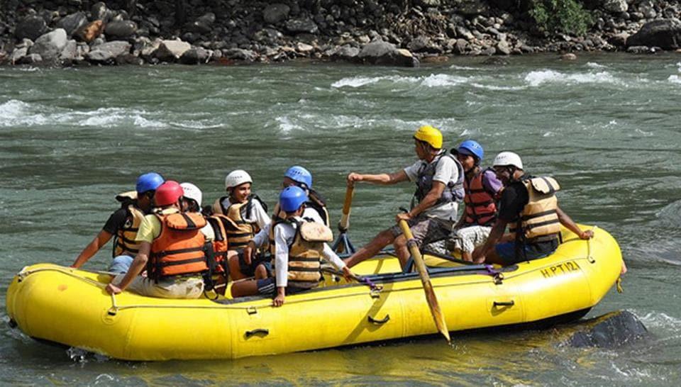 River rafting,Uttarakhand,Rishikesh