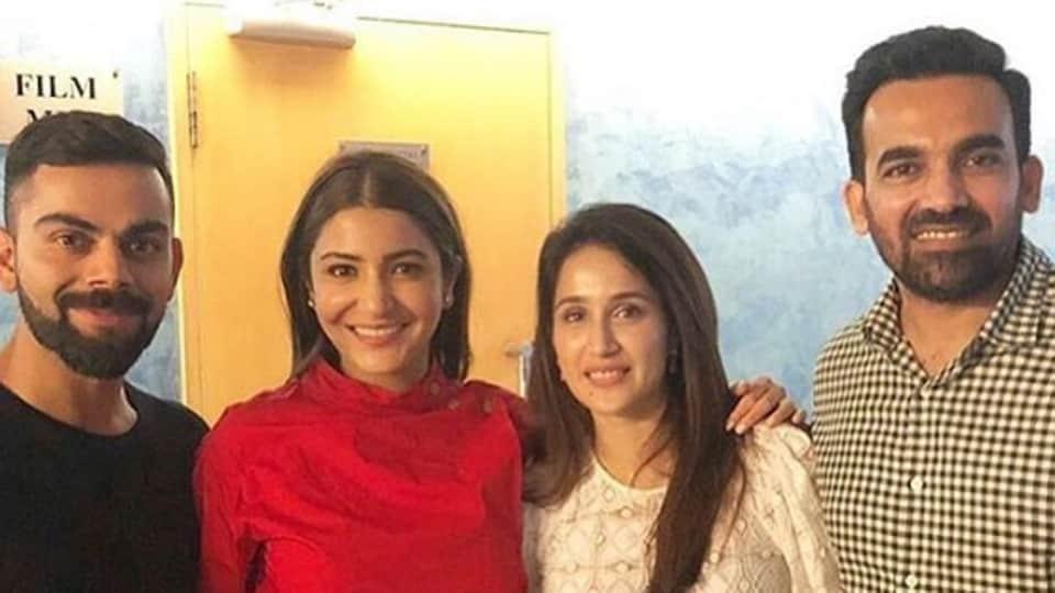 Virat Kohli,Sui Dhaaga,Anushka Sharma