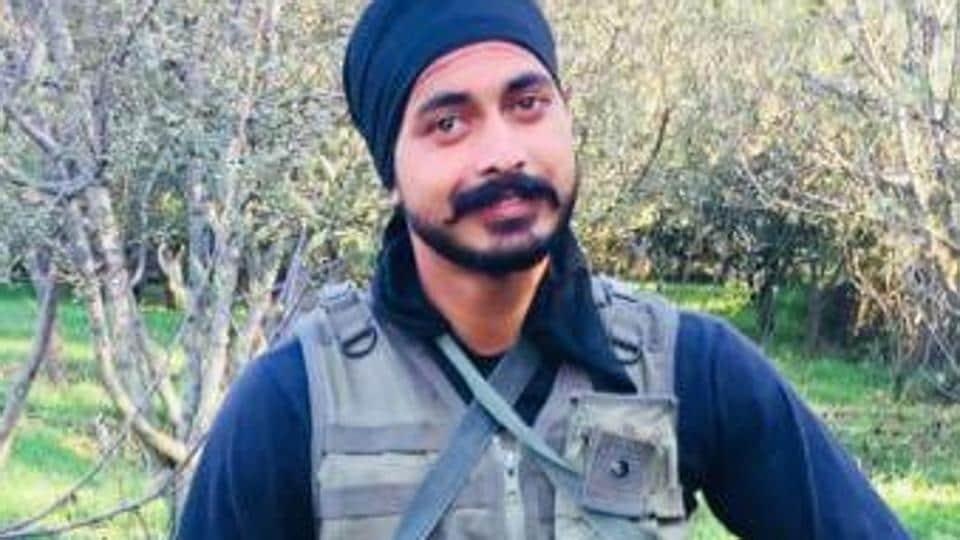 Bathinda,Kashmir violence,militant