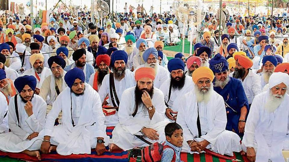 Sikh radicals,AAP,Bargari