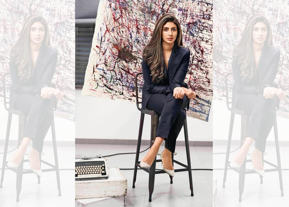 44-year-old debutante novelist,debute novel,Shweta Bachchan Nanda