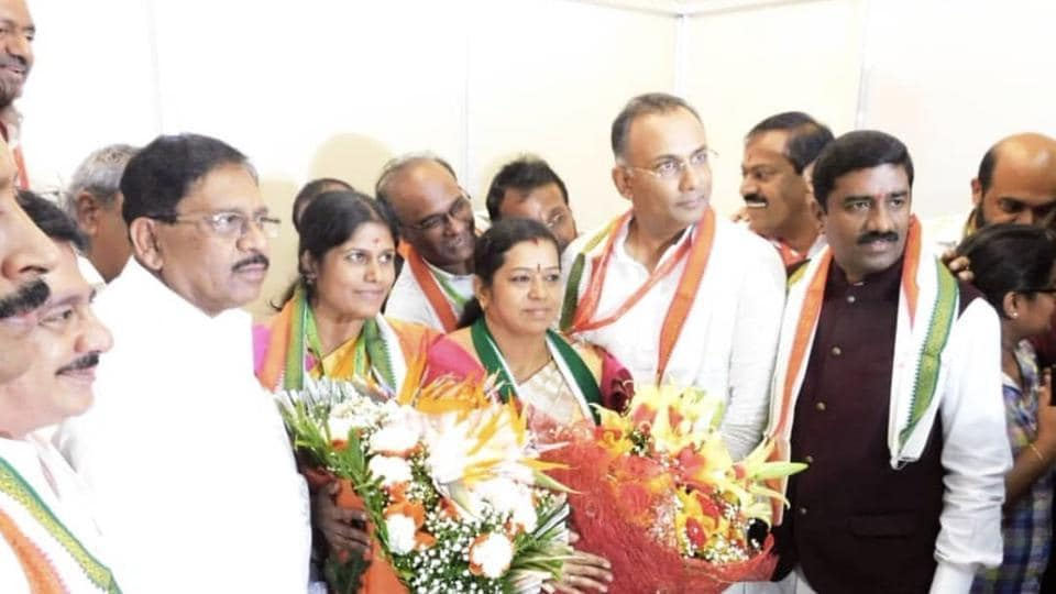 Gangambike Mallikarjun was declared elected as Bengaluru's 52nd Mayor by 130 votes, which is the required majority, Regional Commissioner Shivayogi Kalasad said.