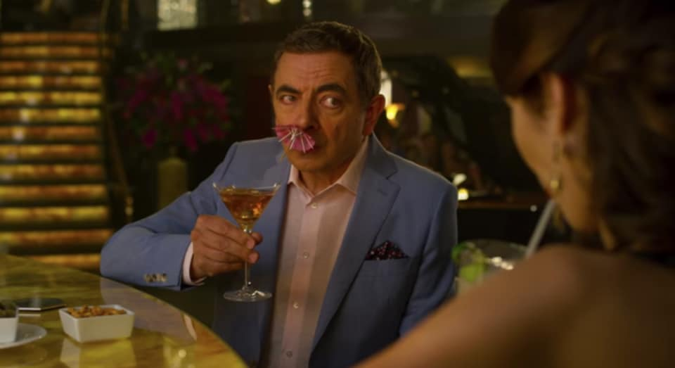Johnny English,British,Undercover agents