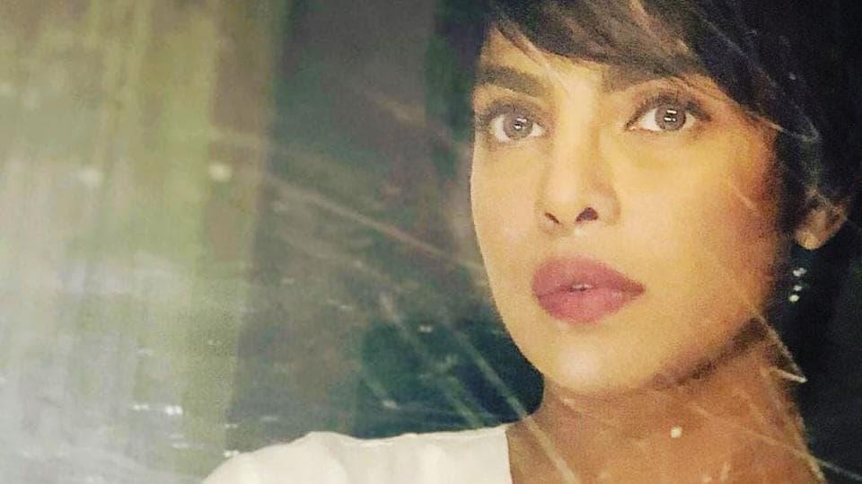 Priyanka Chopra's new Hindi film, The Sky is Pink, also stars Farhan Akhtar and Zaira Wasim. (Instagram)