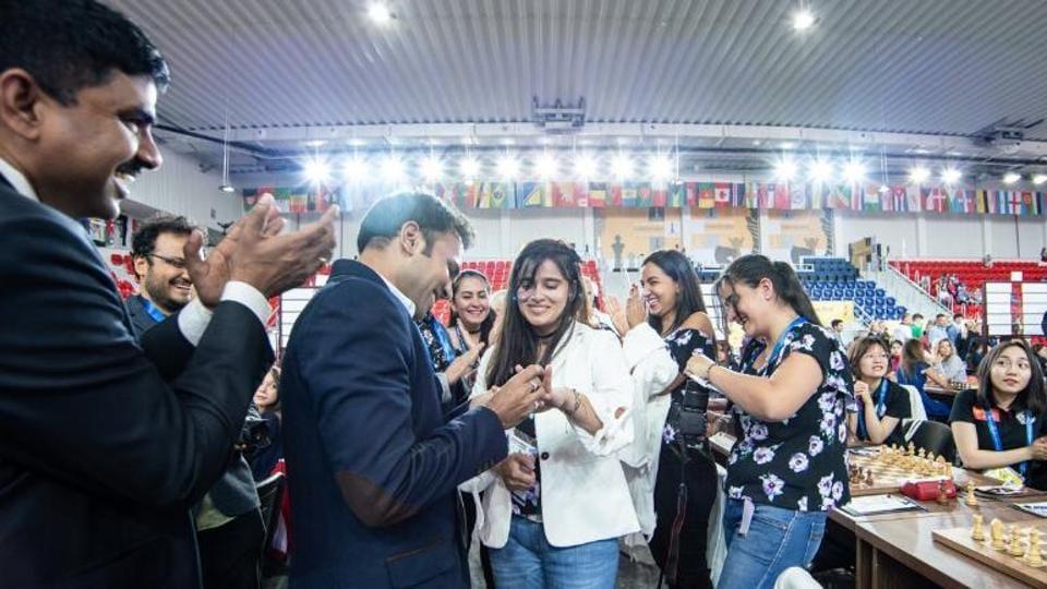 Niklesh Jain,Indian journalist,Indian chess player