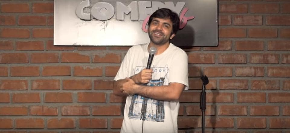 Watch this superbly timed stand-up by Mohit Anand called It's My Birthday