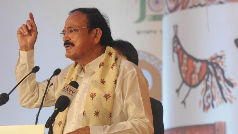 venkaiah naidu,english mind,vice president