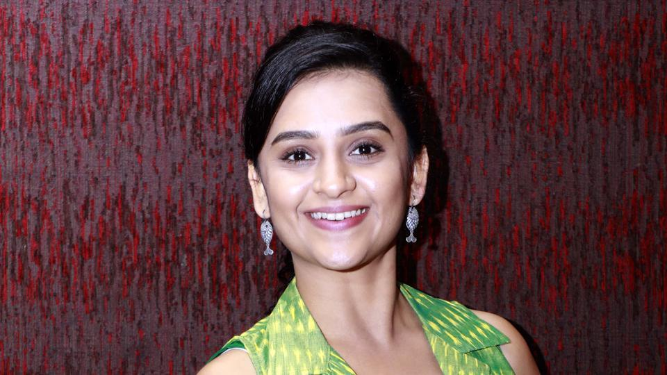 Marathi actor Parna Pethe, 28, rose to fame with films like Rama Madhav and Faster Fene.