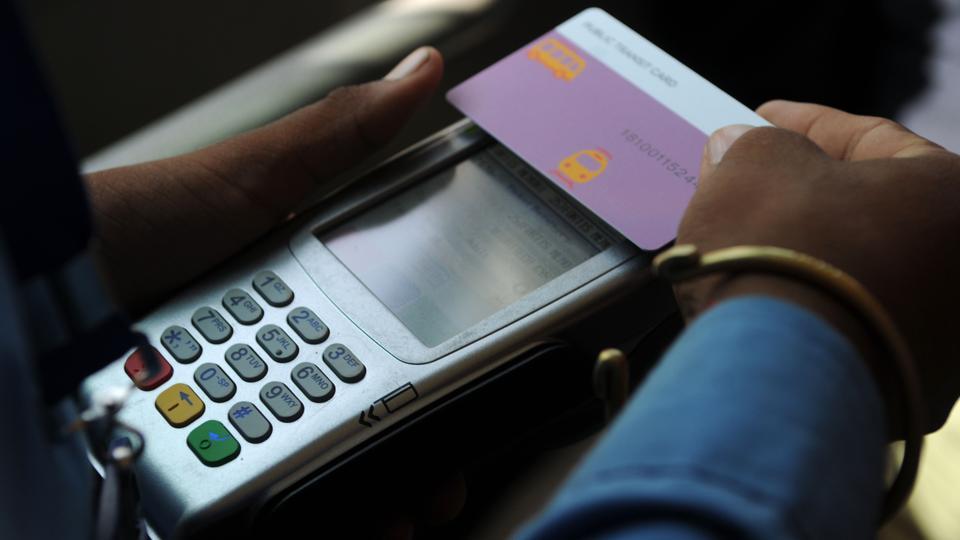 Gurugram,bus,Digital Gurugaman Card