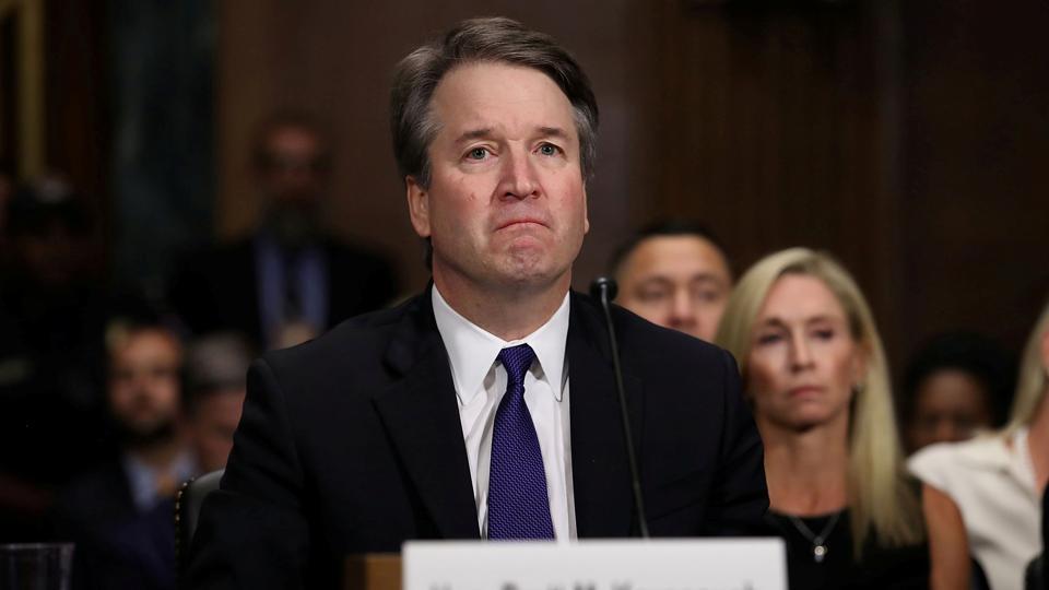Brett Kavanaugh,Donald Trump,US Supreme Court