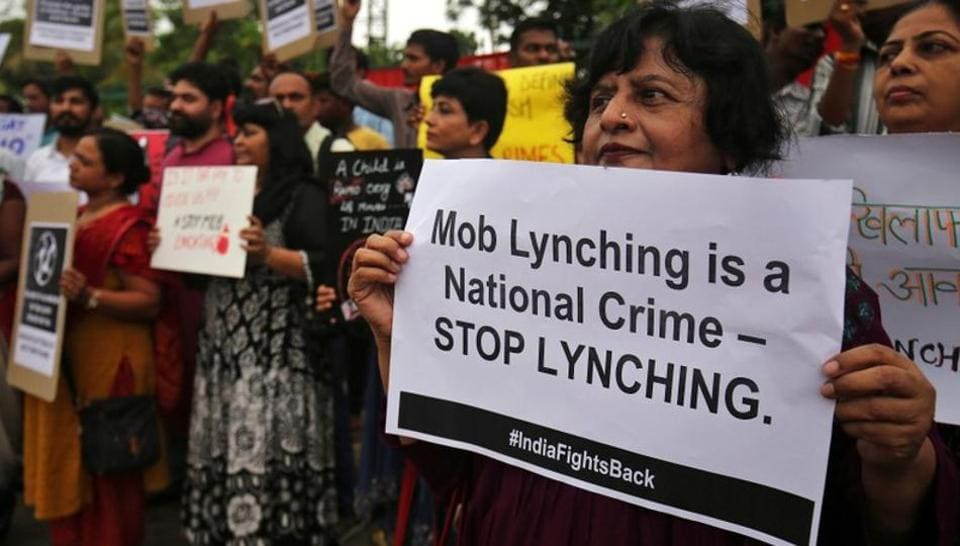 mob violence,government notice,lynching