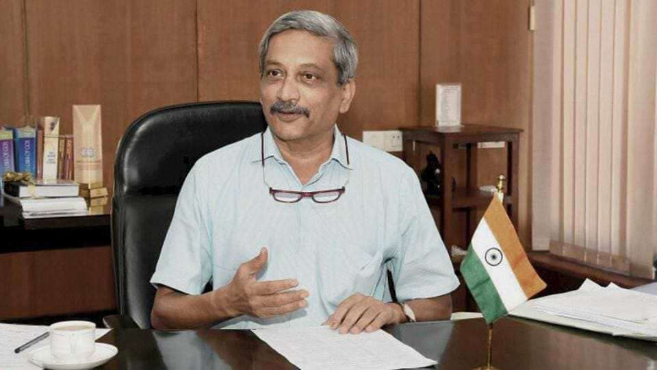 Manohar Parrikar, who is an IIT graduate in metallurgy, has served as Goa chief minister for four terms (2000-2002, 2002-2005, 2012-14 and 2017-present) while serving as defence minister between 2014 and 2017.