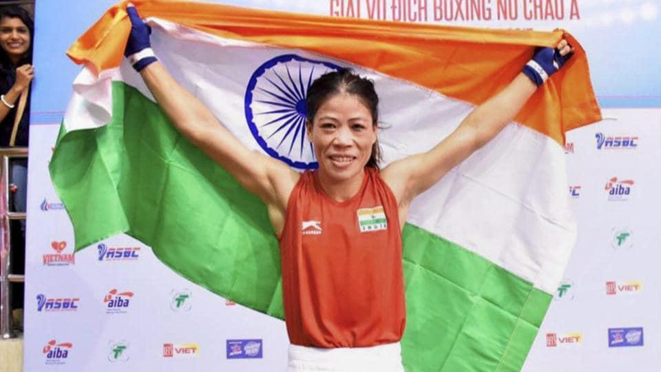 Mary Kom,AIBA Elite Women World Championship,Boxing