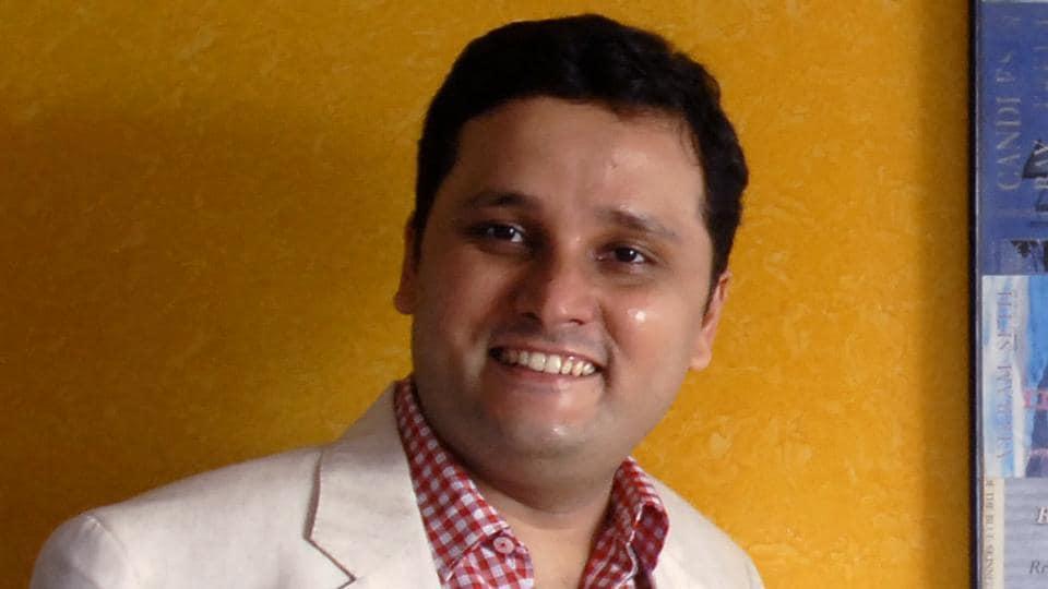 Author Amish Tripathi